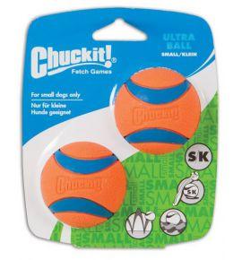 Chuckit! Ultra Ball Small dwupak [17020]