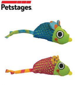 Petstages Myszki bliźniaczki z kocimiętką PS327