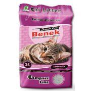 Super Benek Compact Zapachowy Lawenda (ciemny fiolet) 25L