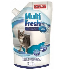 Beaphar Multi Fresh - odświeżacz do kuwet 400g