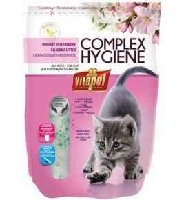 Vitapol Piasek Silikonowy dla kota kwiatowy 3,8L [4873]