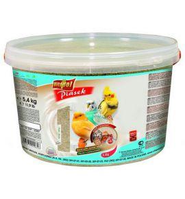 Vitapol Piasek dla ptaków z muszlami wiadro 3L / 5,4kg [2082]