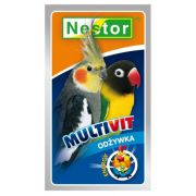 Nestor Odżywka dla średnich papug Multivit