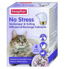 Beaphar No Stress Calming Diffuser Starter - aromatyzer behawioralny dla kotów