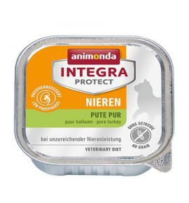 Animonda Integra Protect Nieren dla kota - z indykiem tacka 100g