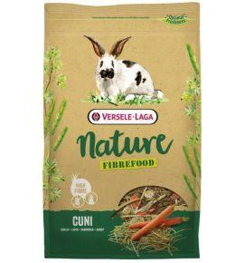 Versele-Laga Fibrefood Cuni Nature wysokobłonnikowy pokarm dla królika 2,75kg