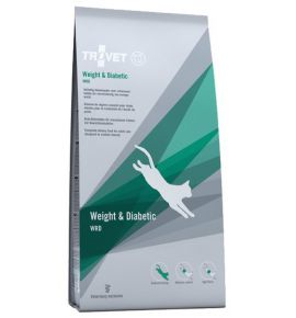 Trovet WRD Weight & Diabetic dla kota 3kg
