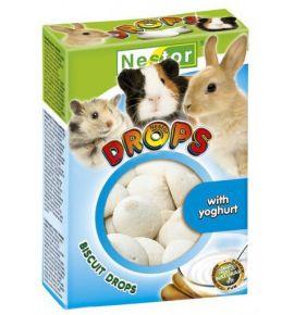 Nestor Dropsy dla gryzoni jogurtowe