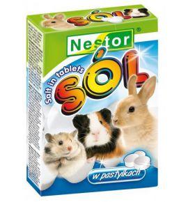 Nestor Pastylki soli dla gryzoni