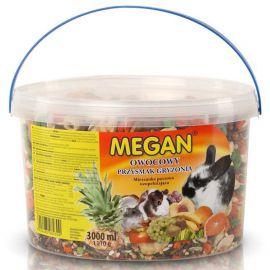 Megan Owocowy przysmak gryzonia 3L [ME46]