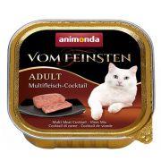 Animonda vom Feinsten Cat Adult Mix Mięsny tacka 100g