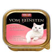 Animonda vom Feinsten Cat Adult z Sercami Indyka tacka 100g