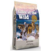 Taste of the Wild Wetlands Canine z mięsem z dzikiego ptactwa 2kg