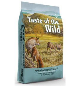 Taste of the Wild Appalachian Valley Small 12,2kg