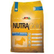 Nutra Gold Holistic Indoor Adult Dog Microbites 3kg