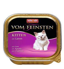 Animonda vom Feinsten Cat Kitten z Jagnięciną tacka 100g
