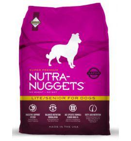 Nutra Nuggets Lite/Senior Dog 15kg