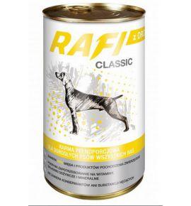 Rafi Pies Classic Drób w sosie 1250g