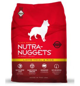 Nutra Nuggets Lamb & Rice Dog 3kg