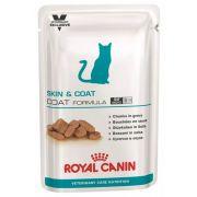 Royal Canin Veterinary Care Nutrition Feline Skin & Coat saszetka 85g