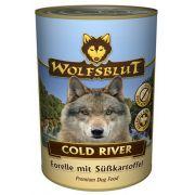 Wolfsblut Dog Cold River puszka 395g