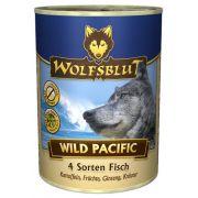 Wolfsblut Dog Wild Pacific puszka 395g