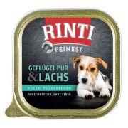 Rinti Feinest Huhn & Lachs Pies - kurczak + łosoś tacka 150g
