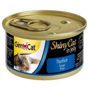 Gimpet Shinycat Thunfisch - tuńczyk  puszka 70g