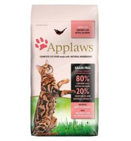 Applaws Cat Adult Chicken & Salmon 2kg