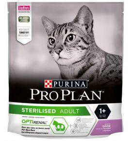 Purina Pro Plan Cat Sterilised Optirenal Turkey 400g