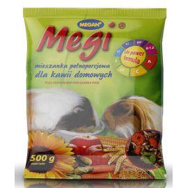 Megan Mieszanka Megi dla świnki morskiej 500g [ME144]