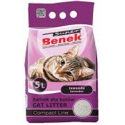 Super Benek Compact Zapachowy Lawenda (ciemny fiolet) 5L