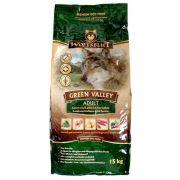 Wolfsblut Dog Green Valley jagnię, łosoś i ziemniaki 15kg