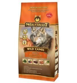 Wolfsblut Dog Wild Camel wielbłąd i bataty 15kg