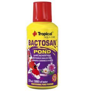 TROPICAL BACTOSAN POND BUT. 250ml /5szt