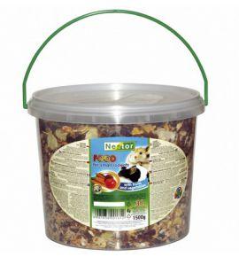Nestor Pokarm dla małych gryzoni owocowo-warzywny 3L