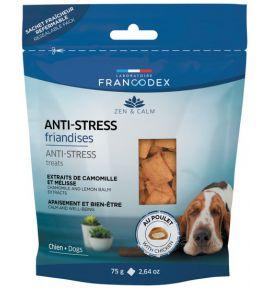 Francodex Przysmak dla psa antystresowy z kurczakiem 75g [FR170247]